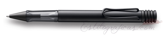 Estilográfica Lamy AL-star black Mod. 71