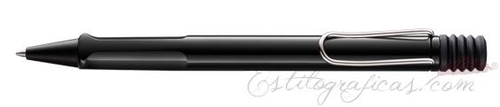 Bolígrafo Lamy Safari Negro Brillante Mod. 219  1320400