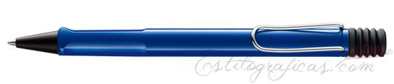 Bolígrafo Lamy Safari Azul Brillante Mod. 214 1310395