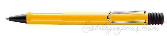 Bolígrafo Lamy Safari Amarillo Brillante Mod. 218 1308125