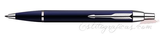 Bolígrafo Parker IM Azul CT S0856460