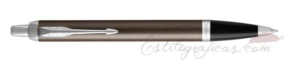 Bolígrafo Parker IM Espresso Oscuro CT 1931671