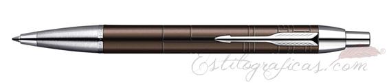 Bolígrafo Parker IM Premium Metallic Brown S0949730