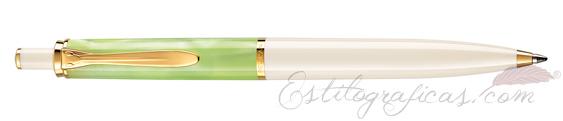 Bolígrafo Pelikan Classic K200 Pastel Green 815338