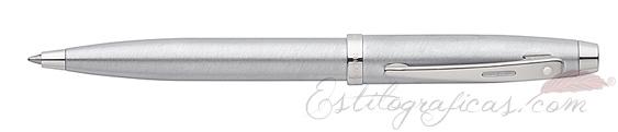 Bolígrafos Sheaffer Gift 100 Cromo Bruñido 9306-2