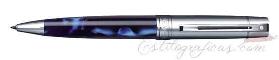Bolígrafos Sheaffer Gift 300 Azul y Cromo 9316-2