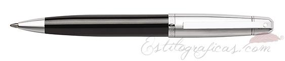 Bolígrafos Sheaffer Gift 500 Negro y Cromo 9331-2