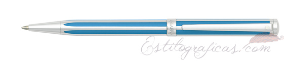 Bolígrafos Sheaffer Intensity Azul Aciano o Azulino 9231-2