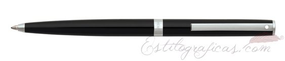 Bolígrafo Sheaffer Sagaris Negro CT 9470-2