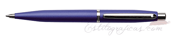 Bolígrafo Sheaffer VFM azul neón 9401-2