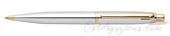 Bolígrafo Sheaffer VFM Chrome with Gold-Tone E2942251
