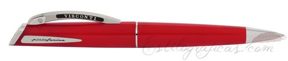Bolígrafo Visconti Pininfarina Regular Rojo