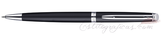 Bolígrafo Waterman Hemisphere Matt Black CT
