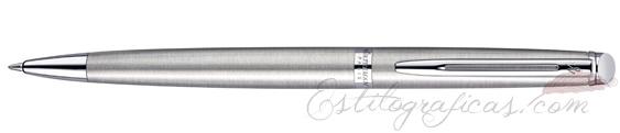 Bolígrafo Waterman Hemisphere Stainless Steel CT