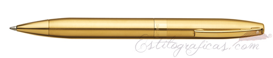Bolígrafo Sheaffer Legacy laminado en oro 9031-2