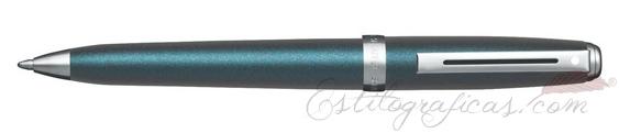 Bolígrafos Sheaffer Prelude Laca Azul Eléctrico 9138-2