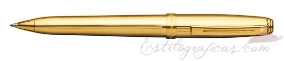 Bolígrafos Sheaffer Prelude Oro Acanalado 368-2