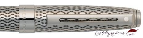Detalle de bolígrafo Prelude Signature romboide de Sheaffer