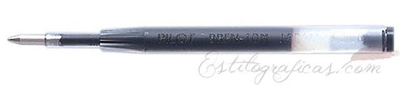 Recambio bolígrafo Pilot BRFN-10M Tinta Aceite y Gel