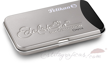 Cartuchos de tinta Edelstein Onyx u ónice de Pelikan 339622