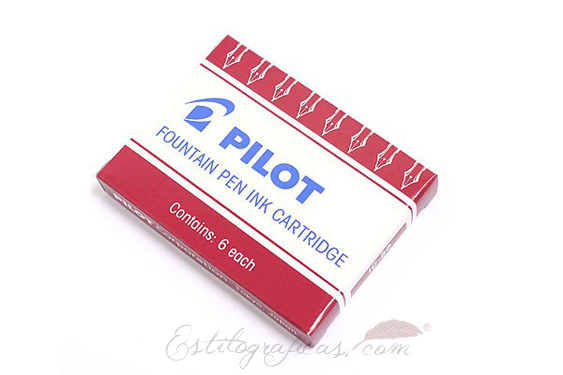 Cartuchos de tinta Pilot IC-50
