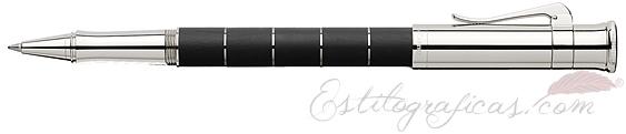 Roller Graf von Faber-Castell Clásica Anello Madera de Ébano