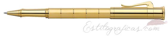 Roller Graf von Faber-Castell Clásica Anello Oro