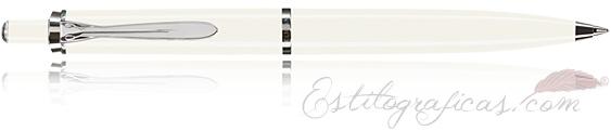 Bolígrafo Classic K205 Blanco