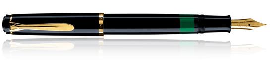 Estilográfica Pelikan Classic M 150 Negro