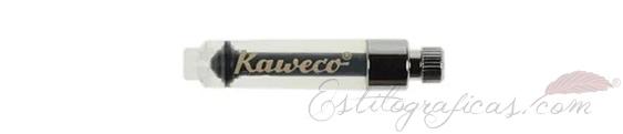 Cargador de Émbolo pequeño para plumas estilográficas Kaweco cortas