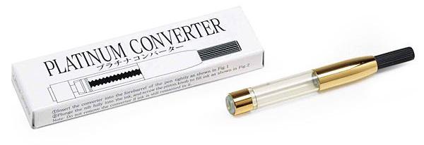 Convertidor Platinum Dorado CONV-500 CONV-700