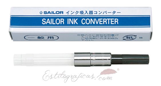 Cargador convertidor Sailor Standard