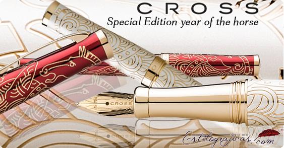 Colección Cross Sauvage año del caballo o year of the horse 2014