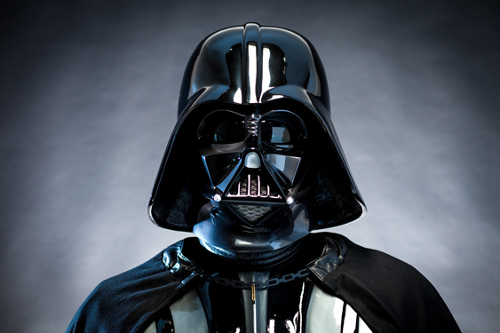 Cross Darth Vader