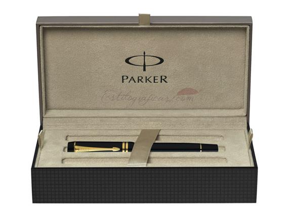 Caja regalo Parker Duofold Black GT Demi