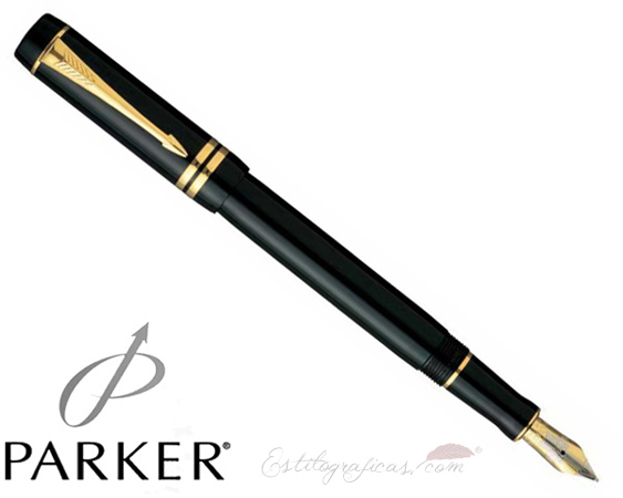 Parker Duofold Black GT International