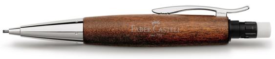 Portaminas Faber-Castell E-Motion Madera de Peral Marrón 138382