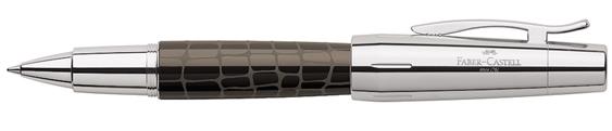 Rollerball Faber-Castell E-Motion Croco Marrón 148275