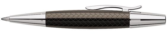 Bolígrafo Faber-Castell E-Motion Trenzado Marrón 148355