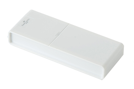 Caja Bolígrafo Faber-Castell E-Motion Guilloqueado Rhombus