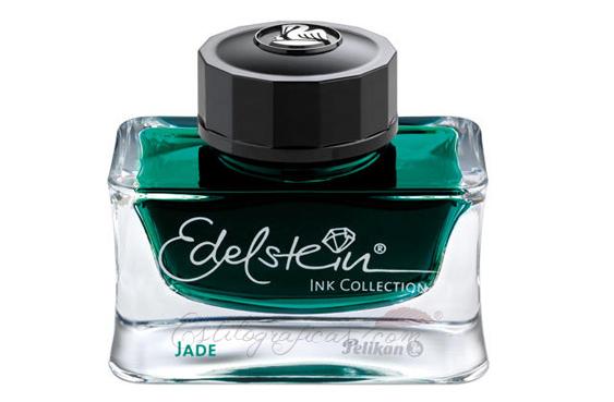 Tintero Edelstein Verde Jade 50 ml