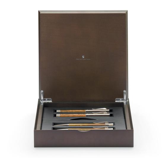 Caja presentación Graf von Faber-Castell Elemento - Edición Limitada