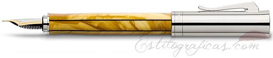 Estilográfica Graf von Faber-Castell Elemento - Edición Limitada