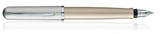 Estilográfica Pelikan Epoch P 360 Plata Titanio