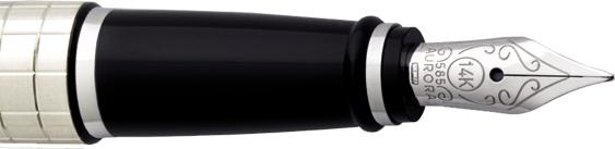 Plumín de estilográfica Aurora Ypsilon Quadra