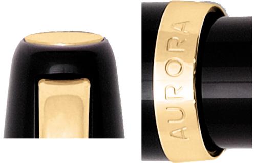 Detalle la Aurora Style resina negra GT