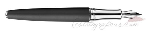 Pluma Estilográfica Caran d'Ache Léman Black Matt 4799-496
