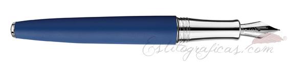 Pluma Estilográfica Caran d'Ache Léman Blue Night Matt 4799-449