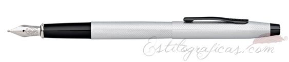 Pluma Estilográfica Cross Classic Century PVD Cromo AT0086-124