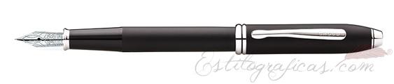 Pluma estilográfica Cross Townsend Edición Especial 2013 Smooth Touch AT0046-30